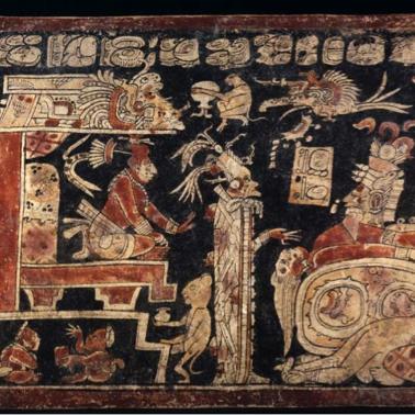 Maya art