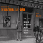 The Curatorial Avant-Garde cover