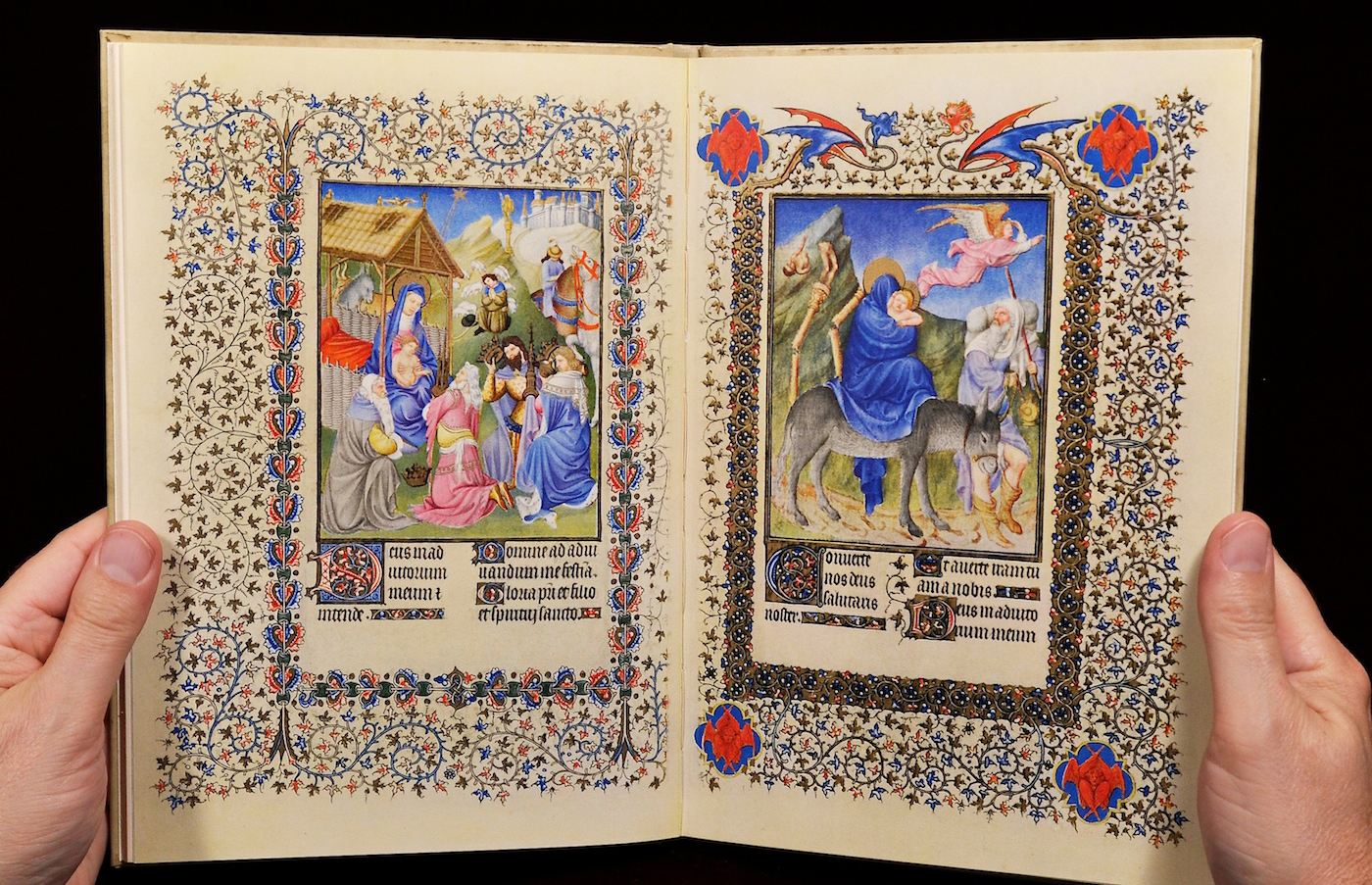 Berry, Jean F, and James J. Rorimer. The Belles Heures of Jean, Duke of Berry: Prince of France. New York: Metropolitan Museum of Art, 1958.