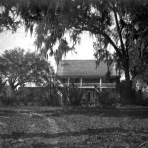 Dubois home San Luis site, early 1900s