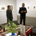 Gallery talk with Builder Levy at MoFA