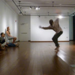 Dance in the WJB Gallery, Summer 2016