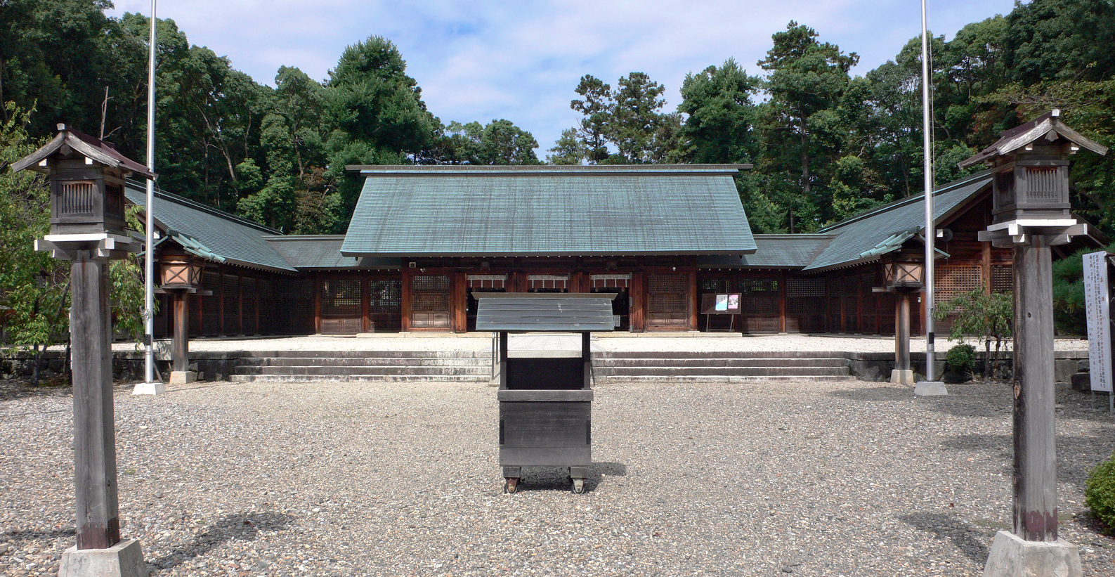Shiga Prefecture War Shrine