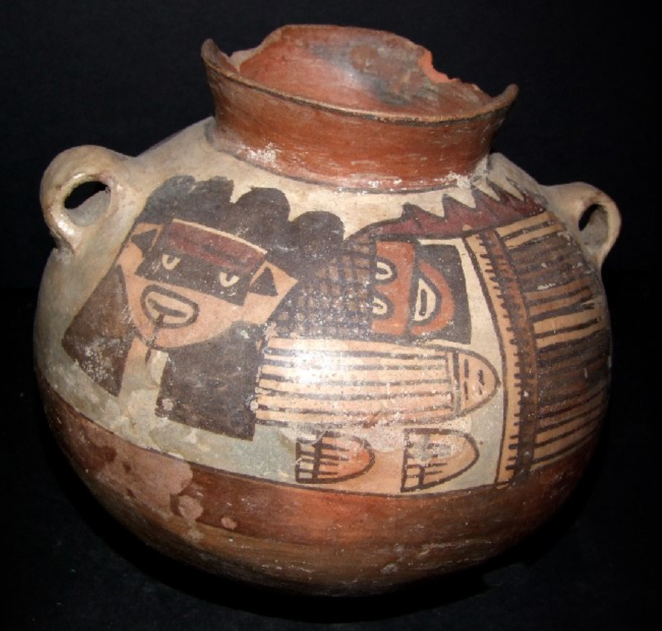 Carter collection Nazca ceramics