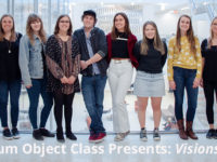 Museum Object class Spring 2017