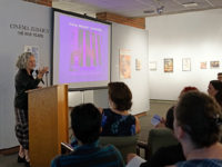 Holocaust Exhibitions Talk
