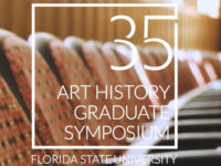 35th Annual Art History Graduate Student Symposium