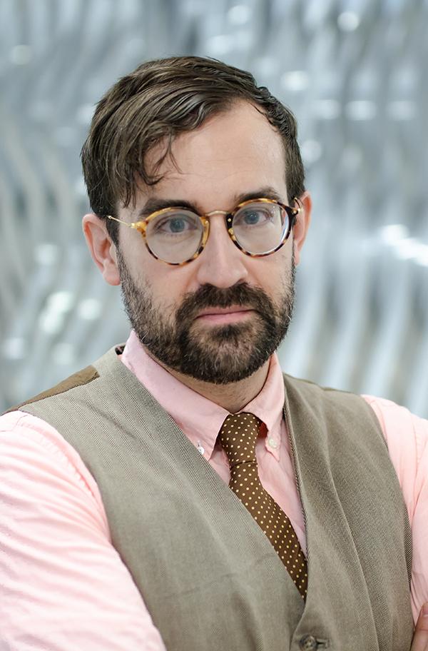 Dr Grant Mandarino