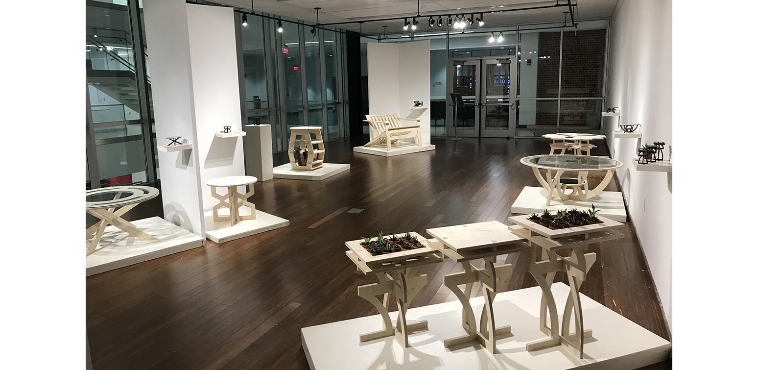 Student Furniture Exhibition