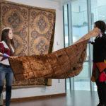 Installing Treasured Cloth