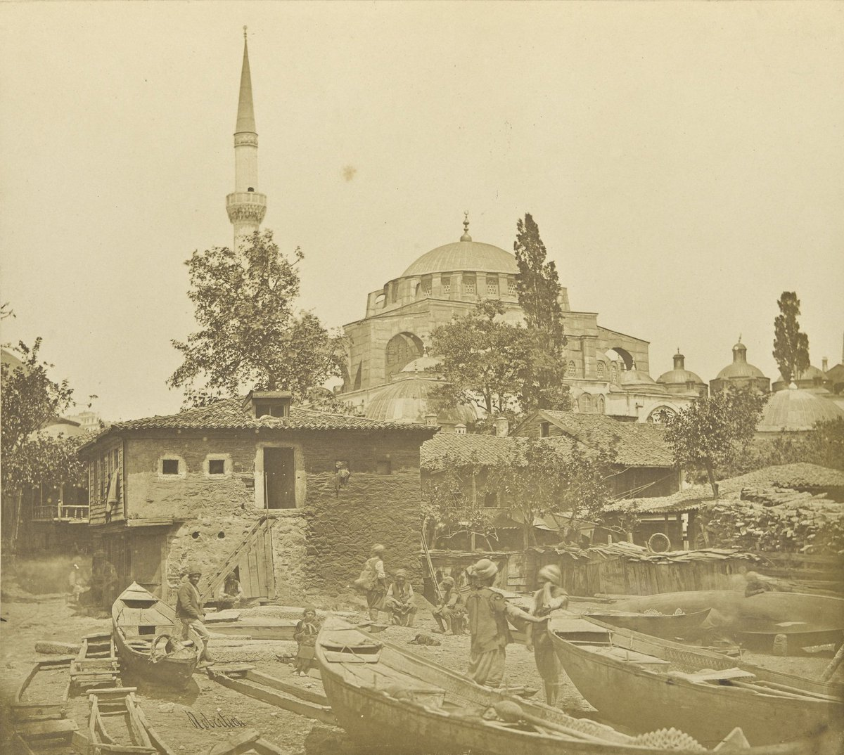 The Mosque of Kiliç Ali Paşa