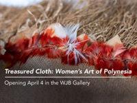 Womens Art of Polynesia exhibit