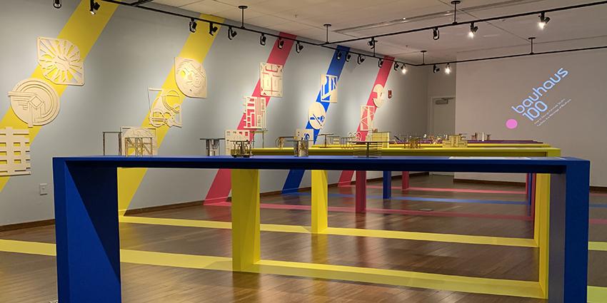 Bauhaus 100 exhibition